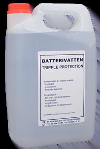 Batterivatten