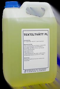 Textiltvätt, flytande 5L 1