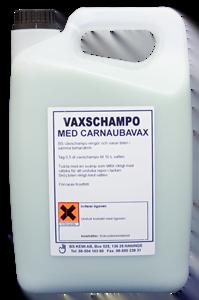 Vaxschampo, 5L 1