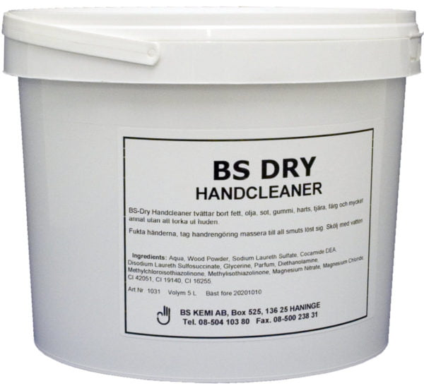 BS-Dry Handclean