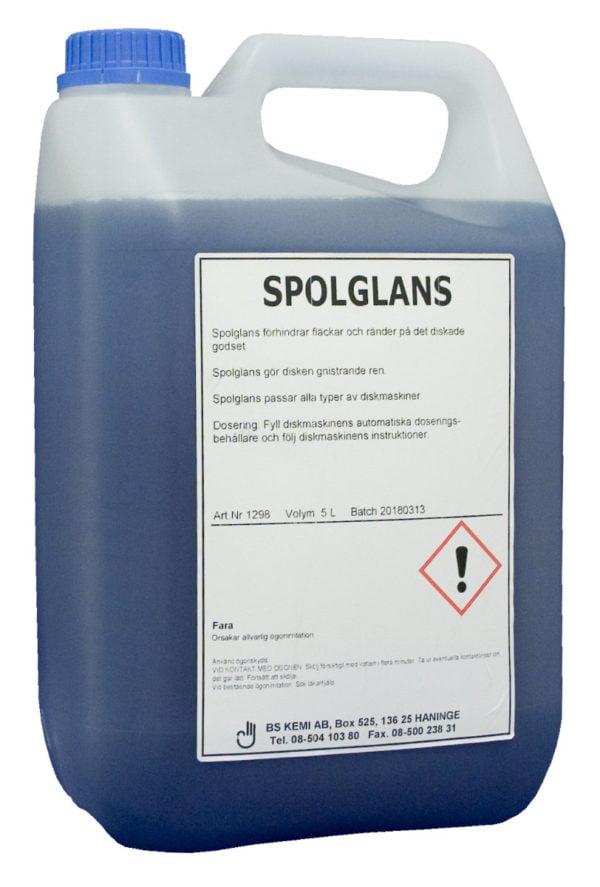 Spolglans