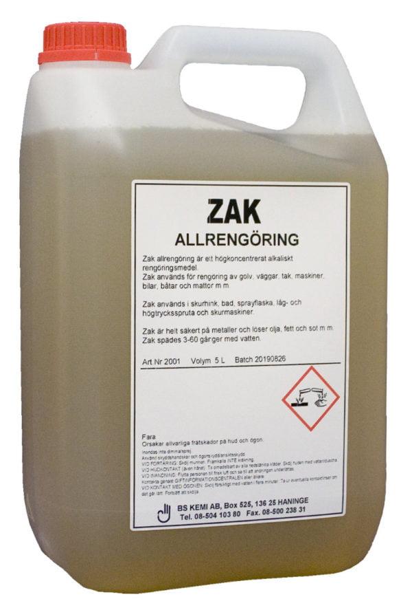 Zak Allren