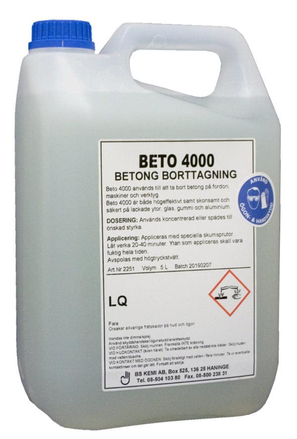 BETO 4000