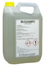 Bilschampo
