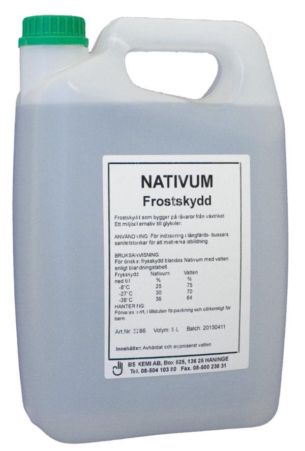 Frysskydd Nativum, 5 L 2
