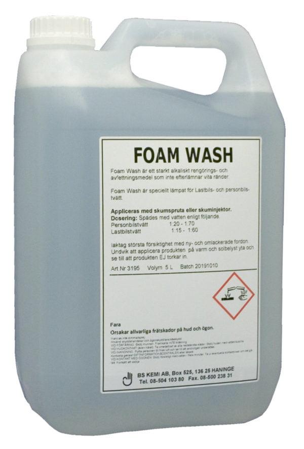 Foam wash, 5 L 1