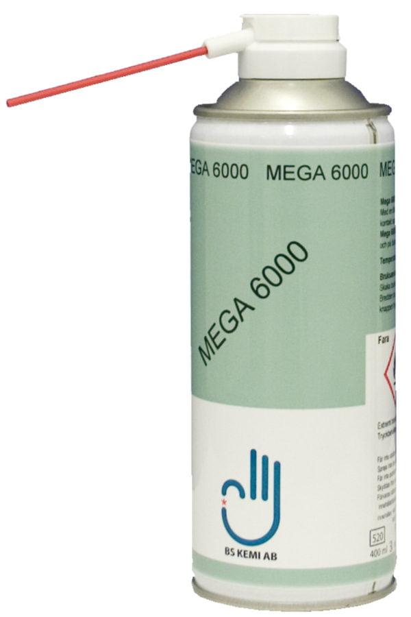 Mega 6000, 400 ML 1