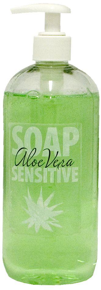 Soap Sensitive Olive 0,5 L 1