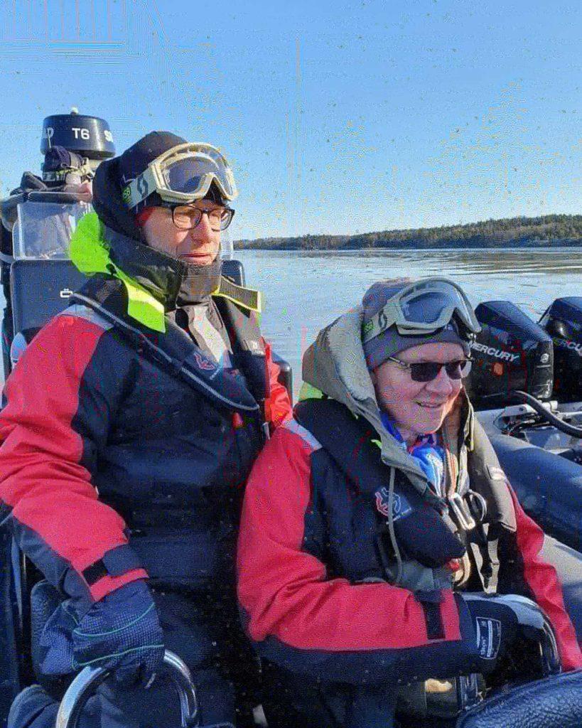 Teambildning ute till havs – en dag när adrenalinet fick pumpa! 1
