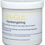 BS-Gul handrengöring