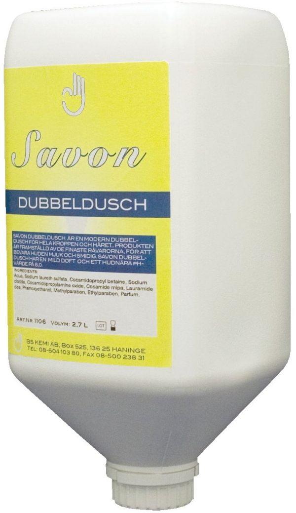 SAVON Dubbeldusch