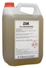 Zak Allrengöring