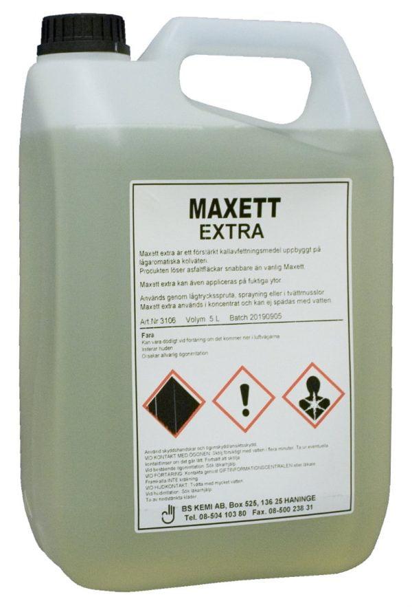 Maxett Extra kallavfettning