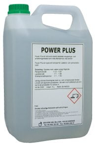 Power Plus alkalisk avfettning