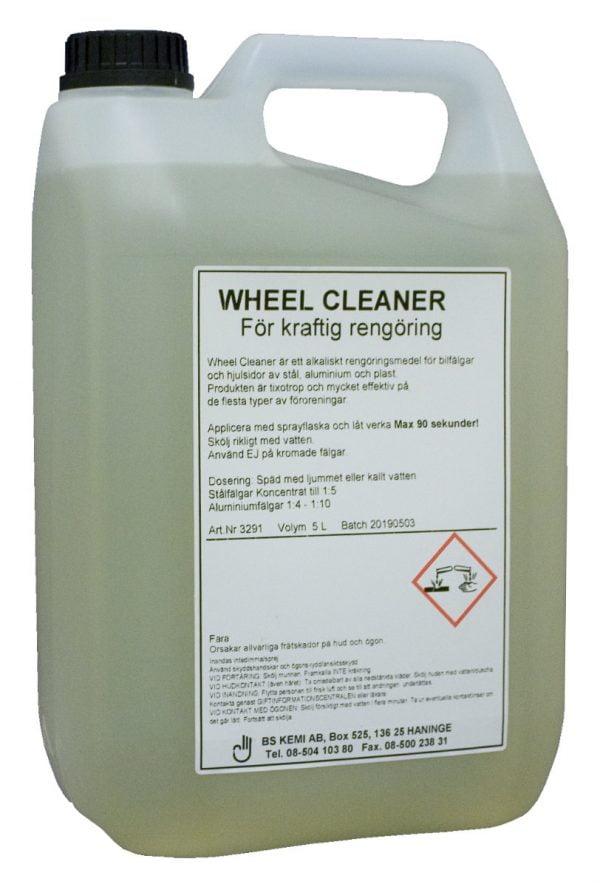 Wheel Cleaner